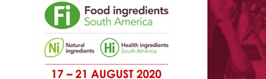 Important notice regarding the postponement of the 2020 South American food ingredients exhibition to 2021!